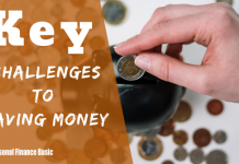 Key Challenges to Saving Money